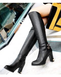 Bethune Sexy Winter Knee High Boots