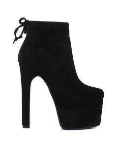Roule - Leather Platform Ankle Boots