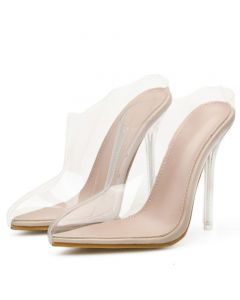 El Dorado - Apricot Stilettos High Heels Pumps
